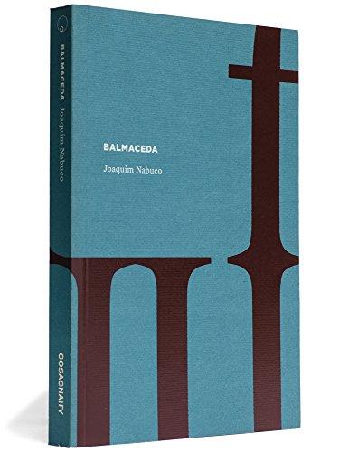 Balmaceda - A revolução chilena de 1891, livro de Joaquim Nabuco