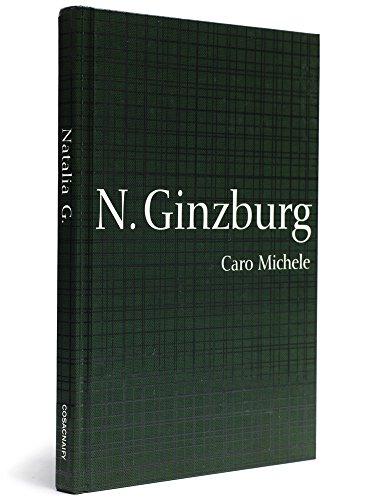 Caro Michele, livro de Natalia Ginzburg