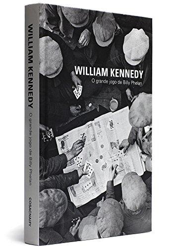 O grande jogo de Billy Phelan, livro de William Kennedy