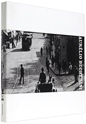 Aurélio Becherini, livro de Textos de Rubens Fernandes Junior, Ângela C. Garcia, José de Souza Martins<br /> Co-edição: Secretaria Municipal de Cultura de São Paulo