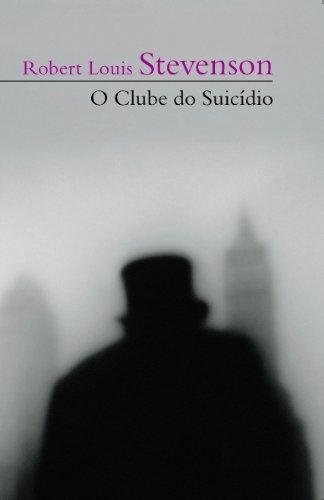 O clube do suicídio e outras histórias, livro de Robert Louis Stevenson