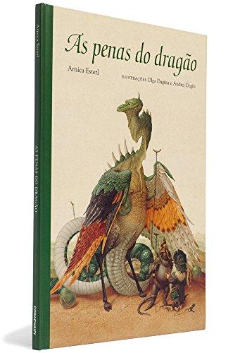As penas do dragão, livro de Arnica Esterl