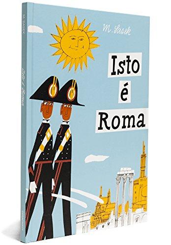 Isto é Roma, livro de M. Sasek