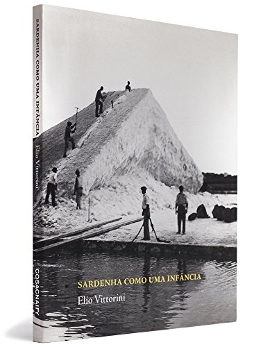 Sardenha como uma infância, livro de Elio Vittorini