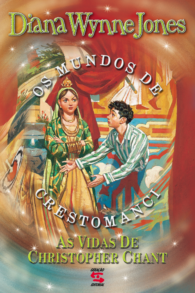 VIDAS DE CHRISTOPHER CHANT, AS, livro de JONES, DIANA WYNNE