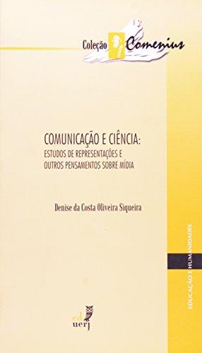 Comunicação e Ciência, livro de Carlos Aquiles Siqueira
