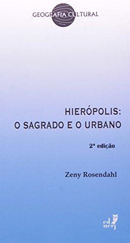 Hieropolis, livro de Zeny Rosendahl