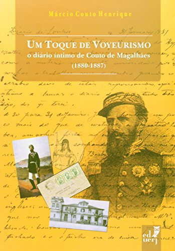 Um Toque de Voyeurismo, livro de Marcio Couto Henrique