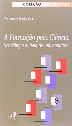 A Formação Pela Ciência, livro de Ricardo Barbosa
