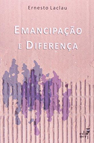 Emancipação E Diferença, livro de Ernesto Laclau