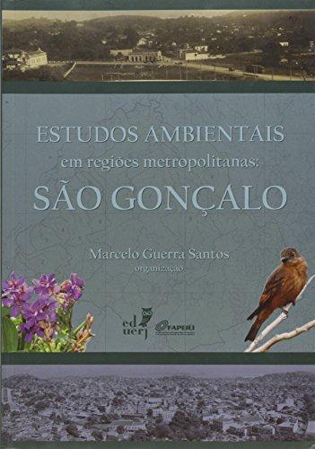 Estudos Ambientais em Religiões Metropolitanas. São Gonçalo, livro de Marcelo Guerra Santos