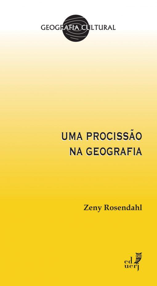 Uma procissão na geografia, livro de Zeny Rosendahl