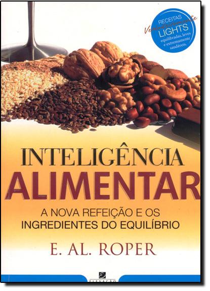 Inteligencia Alimentar, livro de E. Al. Roper