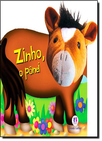 Livros Zinho, o Pônei - Livro Dedoche, livro de D. G.Grahame-smith