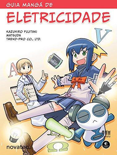 GUIA MANGA DE ELETRICIDADE, livro de TREND PRO CO., LTD. ; FUJITAKI, KAZUHIRO