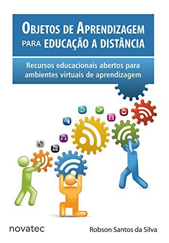 OBJETOS DE APRENDIZAGEM PARA EDUCACAO A DISTANCIA, livro de SILVA, ROBSON SANTOS DA
