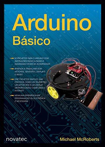 ARDUINO BASICO, livro de MCROBERTS, MICHAEL