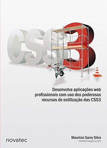 CSS3, livro de SILVA, MAURICIO SAMY