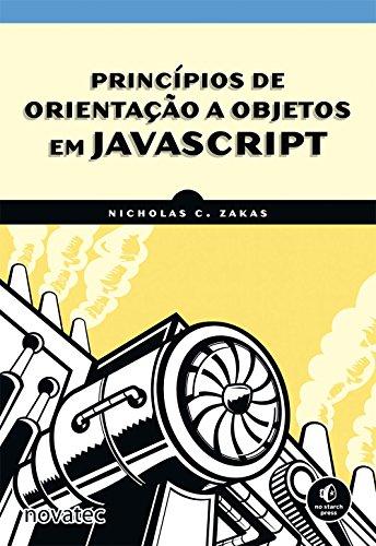 Princípios de Orientação a Objetos em JavaScript, livro de Nicholas C. Zakas