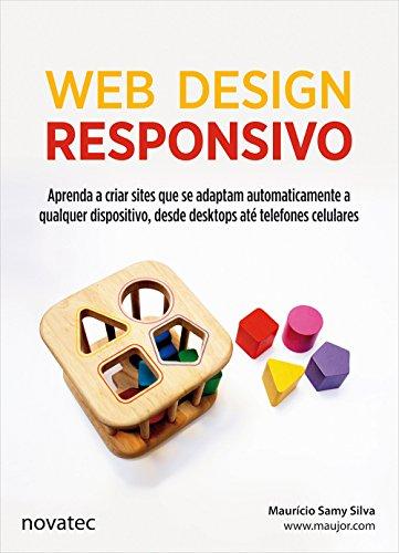 Web Design Responsivo, livro de Maurício Samy Silva