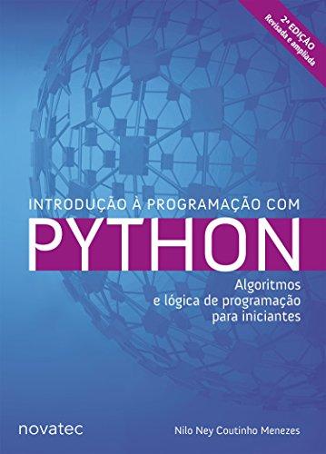 Introdução à Programação com Python, livro de Nilo Ney Coutinho Menezes