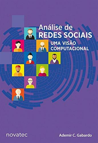 Análise de Redes Sociais, livro de Ademir C. Gabardo