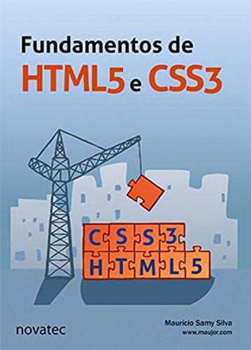 Fundamentos de Html5 e Css3, livro de Maurício Samy Silva