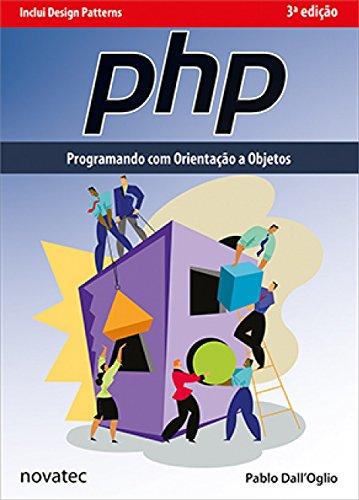PHP - Programando com orientação a objetos - 3ª edição, livro de Pablo Dall'Oglio