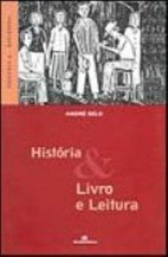 História e Livro e Leitura, livro de André Murta Belo