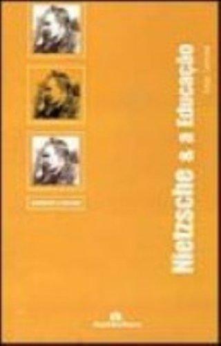 Nietzsche e a Educação, livro de Jorge Larrosa
