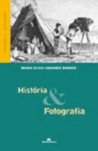 História e Fotografia, livro de Maria Eliza Linhares Borges
