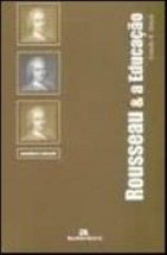 Rosseau e a Educação, livro de Danilo Streck