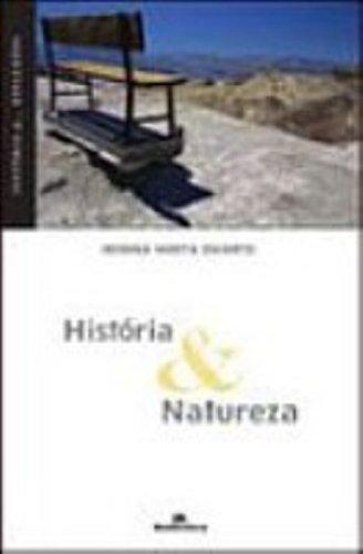 História e Natureza, livro de Regina Horta