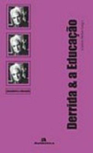 Derrida e a Educação, livro de Carlos Skliar