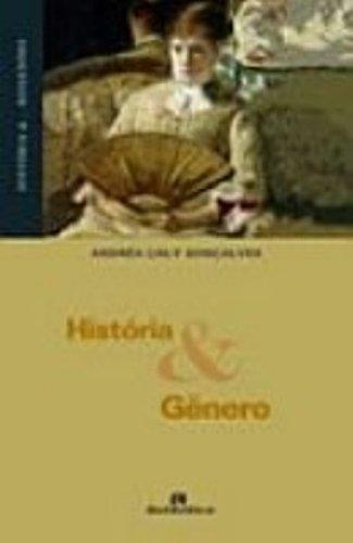História e Gênero, livro de Andréa Lisly Gonçalves