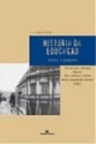 História da Educação - ensino e pesquisa, livro de Écio Antônio Porte, Maria Aparecida, Christianni Cardoso Morais (Orgs.)
