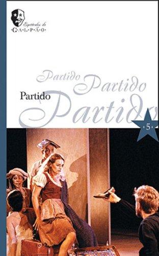 Partido, livro de Grupo Galpão