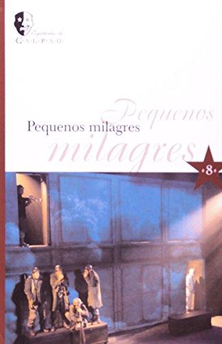 Pequenos Milagres, livro de Grupo Galpão