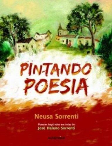Pintando Poesia, livro de Neusa Sorrenti
