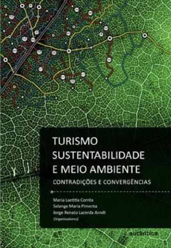 Turismo, sustentabilidade e meio ambiente, livro de