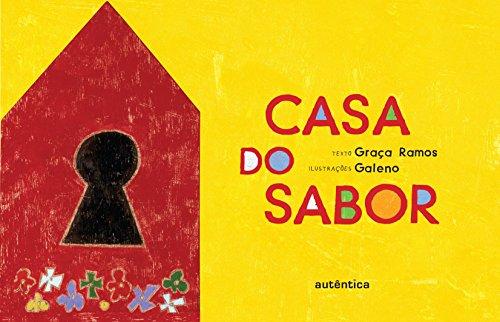 Casa do Sabor, livro de Graça Ramos