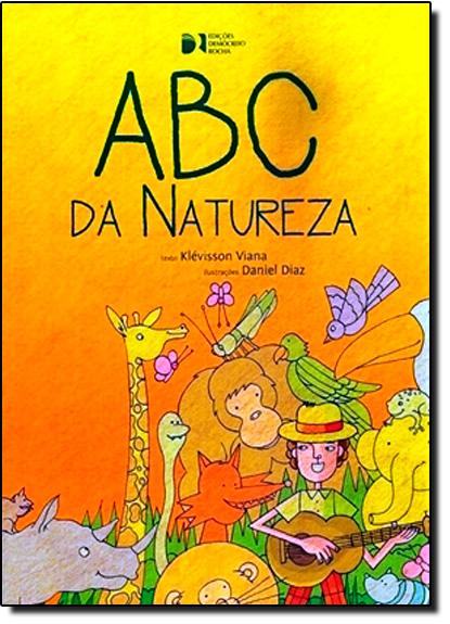 Abc da Natureza, livro de Antonio Klevisson Viana