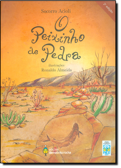 Peixinho de Pedra, O, livro de Socorro Acioli