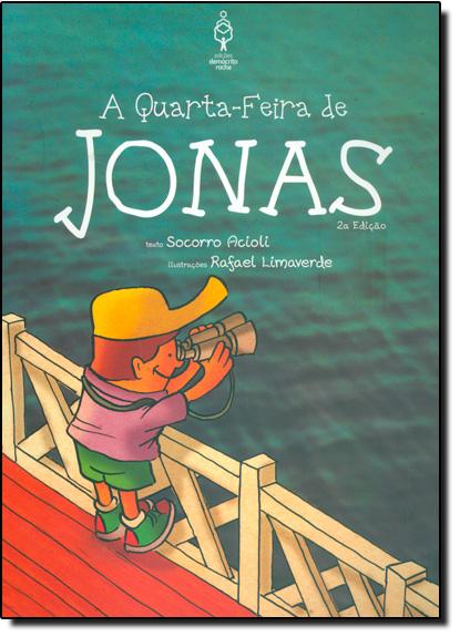 Quarta-feira de Jonas, A, livro de Socorro Acioli