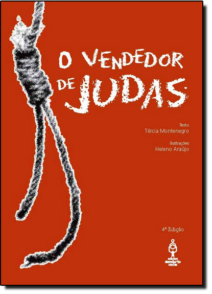 Vendedor de Judas, O, livro de Tércia Montenegro