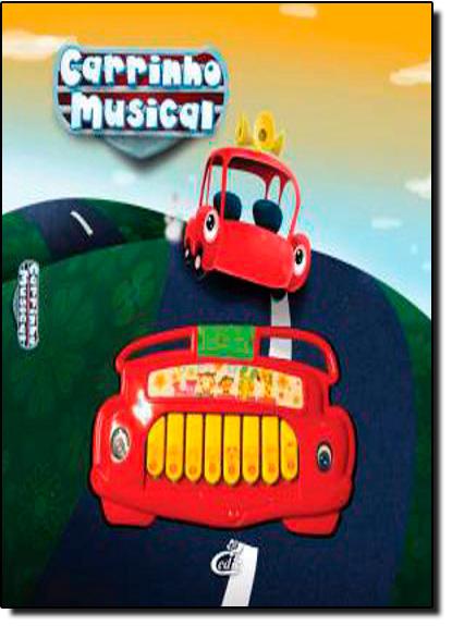 Carrinho Musical, livro de Editora Cedic