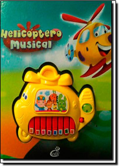Helicóptero Musical, livro de Carlos Cavalheiro Filho