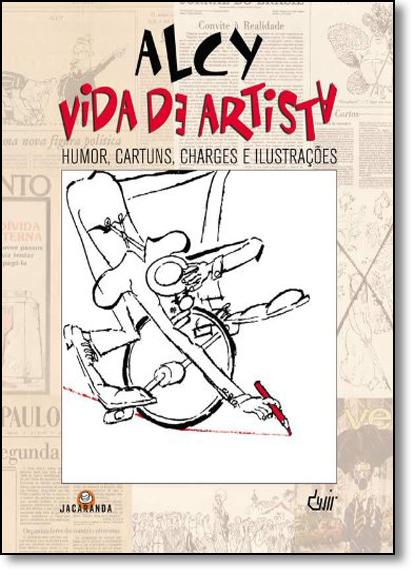 Alcy: Vida de Artista, livro de Alcy Linares