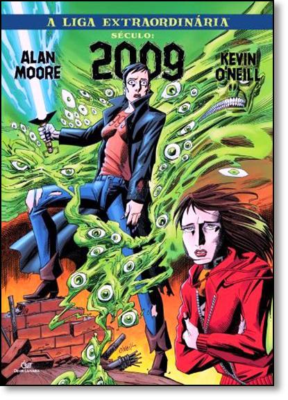 Liga Extraordinária Século 2009, A, livro de Alan Moore