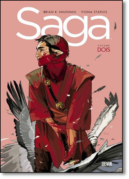 Saga - Vol.2, livro de Brian K. Vaughan